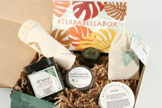 Terra Bella Box November 2015 Review