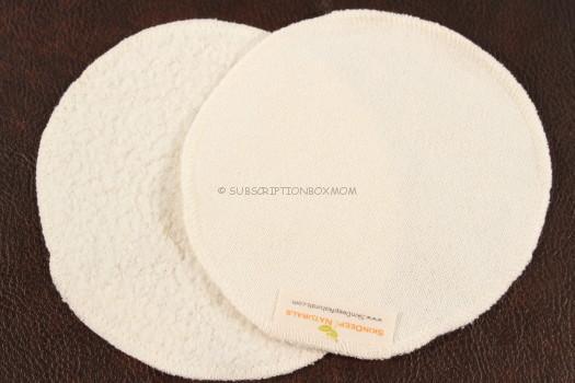 SkinDeep Naturals Reusable Organic Cotton Rounds
