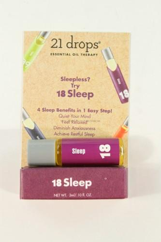 21 Drops 18 Sleep Essential Oil Blend