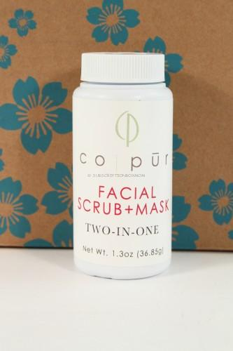 Co-Pur Facial Scrub + Mask