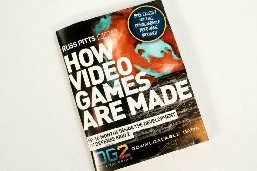 How Games Are Made Mini Book and DG2 Game