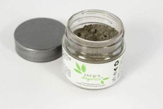 Jacq's Organics Green Smoothie Face Masque and Scrub