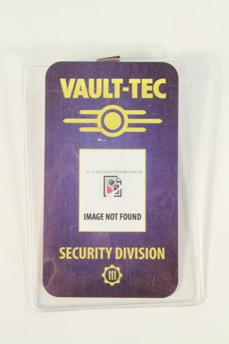 Fallout 4 Security Key Card