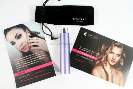 Scentbird November 2015 Review