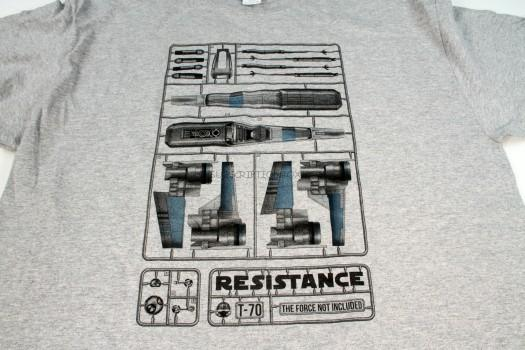 Assemble the Resistance Shirt