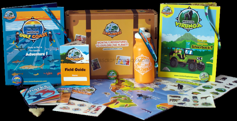 Junior Explorers Black Friday 2015 Deal