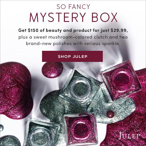 Julep So Fancy Mystery Box