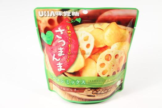 Satsumanma Renkon Mix Chips