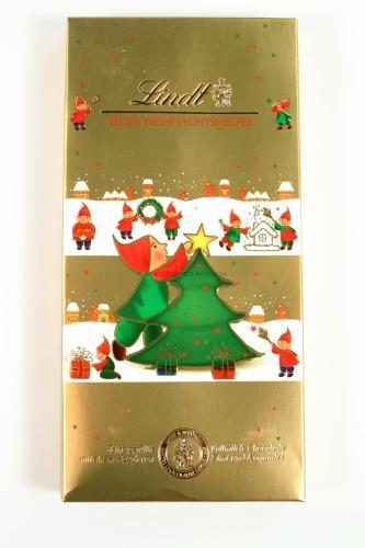 Lindt Süsse Weihnachtshelfer