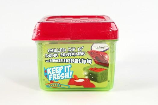 Fit & Fresh Kids' Dip N Dunk Reusable Container