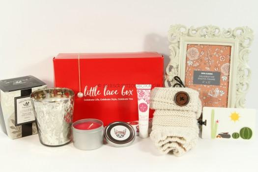 Little Lace Box December 2015 Review