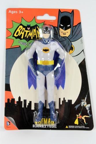 Bendy Batman Bendable Action Figure