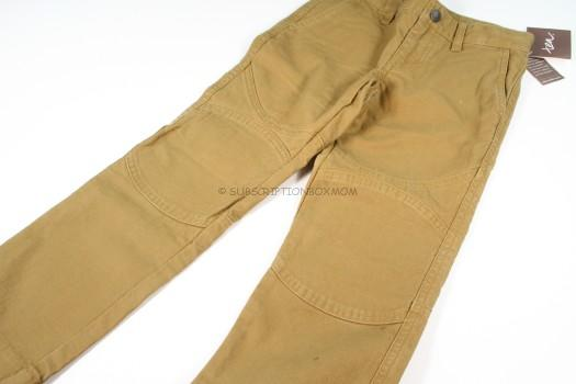 Tea Collection Twill Moto Pants