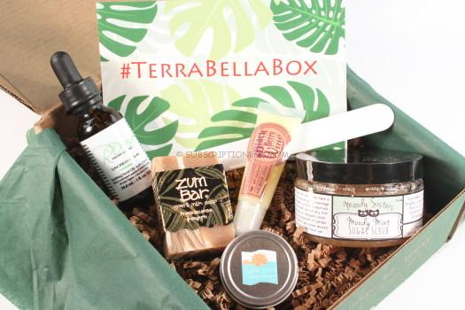 Terra Bella Box December 2015 Review