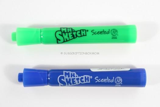 Mr. Sketch Scented markers (2)
