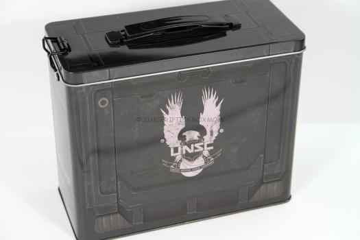 EXCLUSIVE Halo 5 Ammo Tin Box