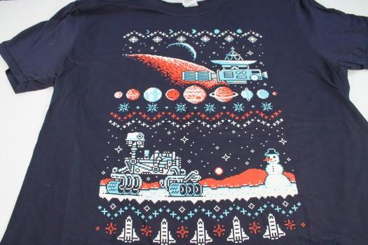 EXCLUSIVE Ugly Holiday Sweater T-Shirt