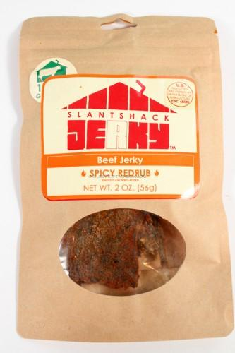 Slantshack Jerky Spicy Redrub Beef Jerky