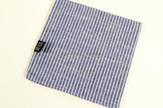 Skinny Tie Madness Pocket Square