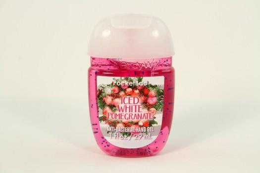Iced White Pomegranate