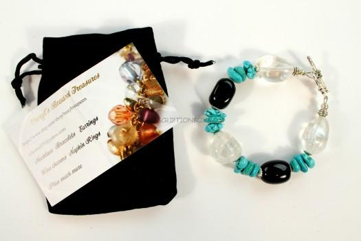 Cheryl's Beaded Treasures Handmade Bracelet