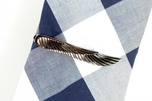 The Tie Maker Wing Tie Clip