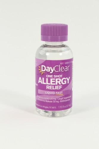 DayClear One Shot Allergy Relief