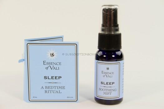Essence of Vali Sleep Soothing Mist & Sleep Concentrate Mini