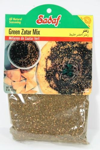 Sadaf Green Zatar Mix