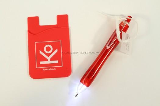 Lighted Tip Pen