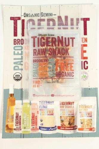 Sliced Tigernut Raw Snacks
