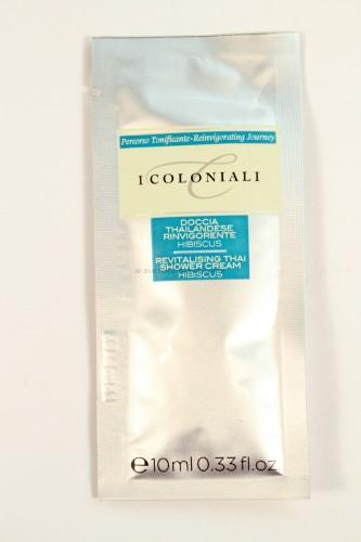 I Coloniali Regenerating Hand & Nail Cream