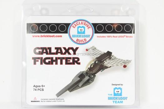 EXCLUSIVE Custom Kit Galaxy Fighter