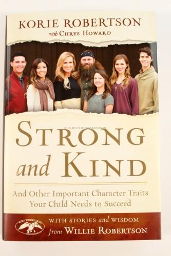 Strong and Kind: And Other Important Character Traits Your Child Needs to Succeed