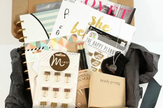 Covet Crate January 2016 Review