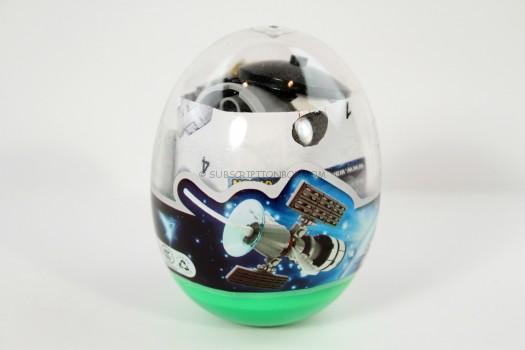 Space Egg Satellite