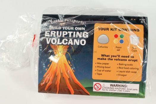 Erupting Volcano: