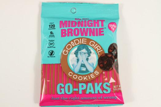 Goodie Girl Midnight Brownie Gluten Free Cookies
