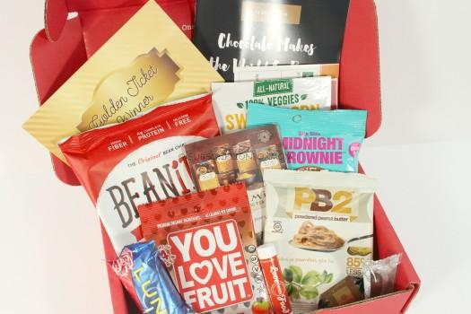 Love with Food December 2015 Tasting Box Review