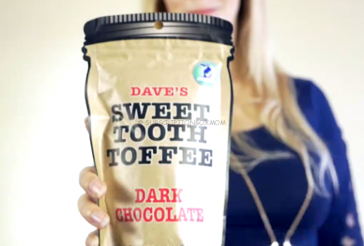 Dave's Sweet Tooth in Dark Chocolate
