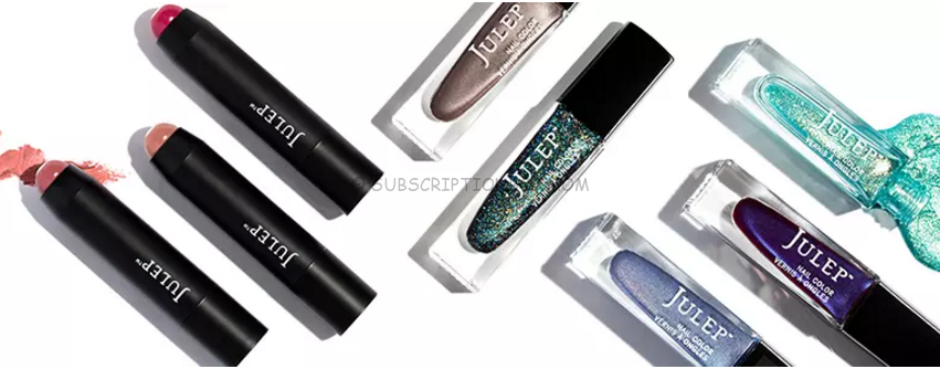 Julep Maven January 2016 Reveal