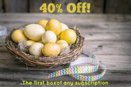 Bramble Box 40% Off Coupon
