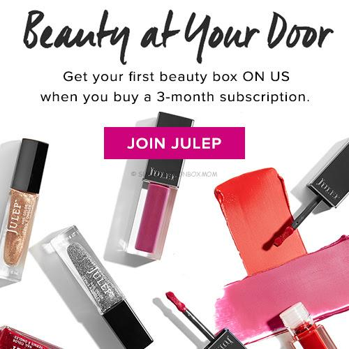 FREE Julep Beauty Box + 50% Offer