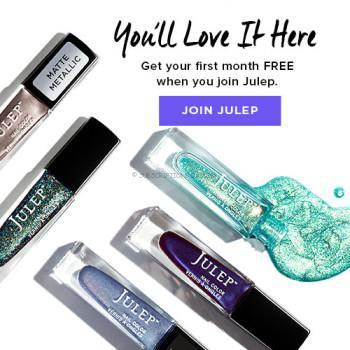 Last Day - Julep First Box Free