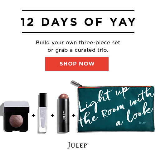 Julep 12 Days of Yoy Day 1 Deal