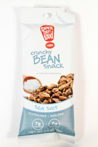 Snack Out Loud Crunchy Beans