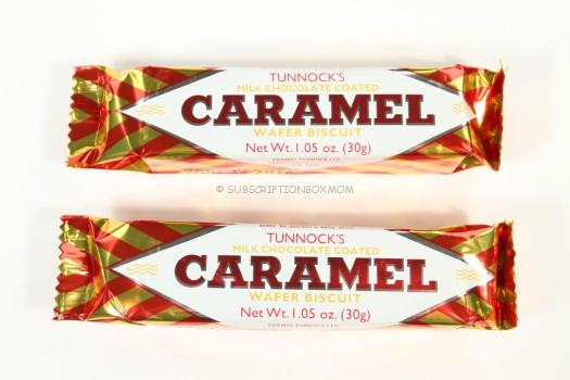 Tunnock's Milk Chocolate Coated Caramel Waffer Biscuit