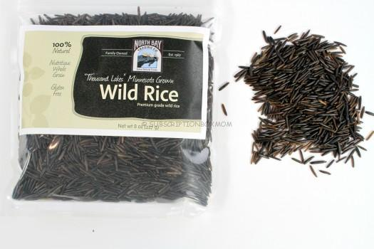 Minnesota Grown Wild Rice from North Bay Trading Co