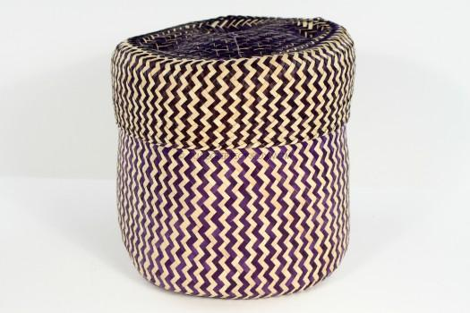 Handwoven Basket from Dona Selerina Garcia
