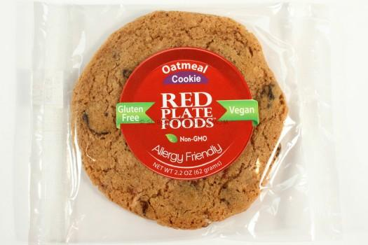 Red Plate Foods Oatmeal Cookies